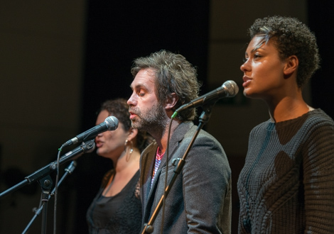 Loka singers live review capstone theatre