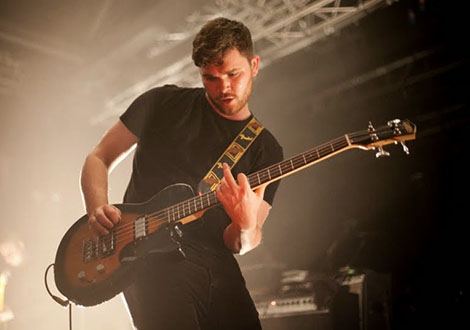 royal blood live review guitar