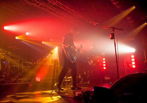 interpol live review NME academy distant