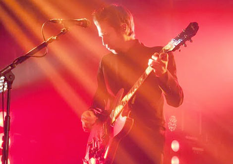 Interpol live review NME academy