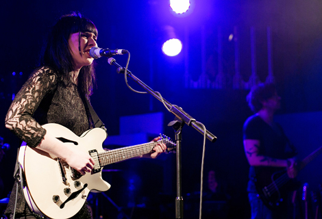 Natalie McCool live review kazimier communion