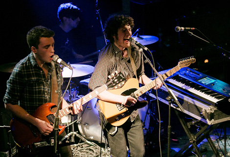 racing glaciers live review kazimier communion