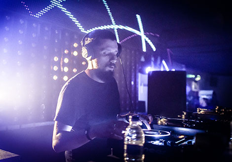BuggedOutWeekender-live review dj 5