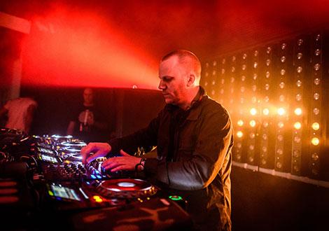BuggedOutWeekender live review DJ 3