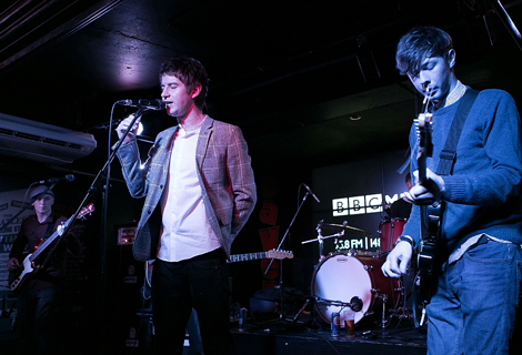 Vandettes live review cavern bbc introducing