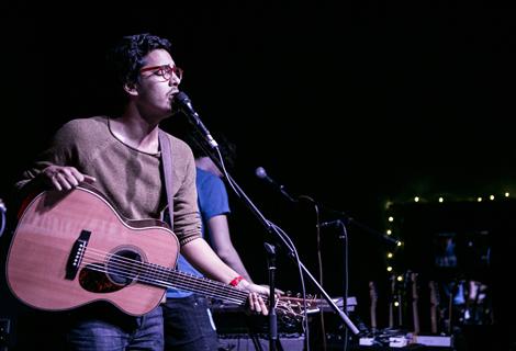Luke Sital-Singh Leaf