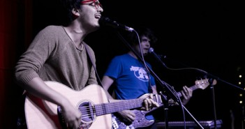 Luke Sital Singh at Sound City earlier this year