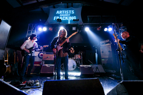 Artists Against Fracking - viper kings