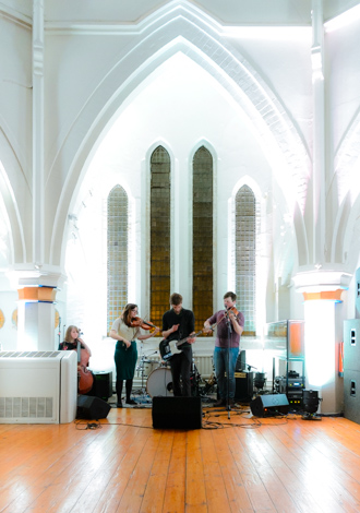 stems live at Threshold 2014