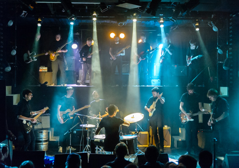 ex-easter island head ensemble live kazimier