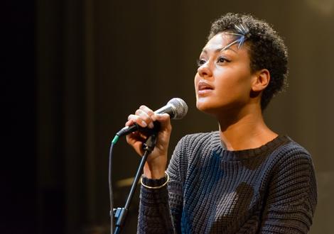 Loka singer live review capstone theatre
