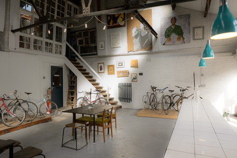 mary mary bicycle cafe