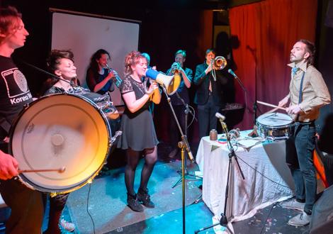 harlequin dynamite marching band 2 mello mello