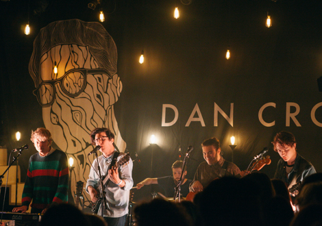 Dan Croll live review kazimier