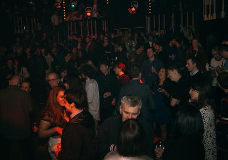 GIT Awards 2014 crowd