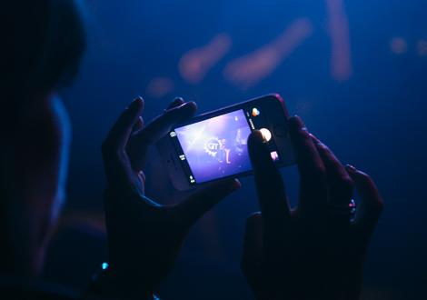 git awards 2014 crowd camera