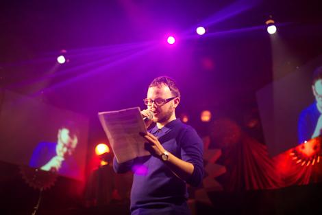 Peter guy git awards 2014