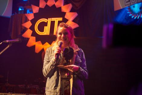lapsley trophy live git awards 2014