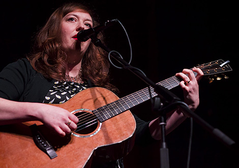 Kathryn Williams live review leaf lead