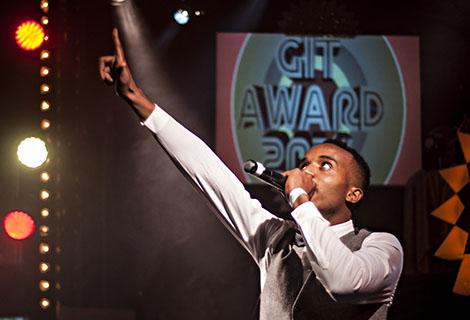 j Flowz git awards 2014