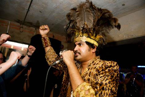king khan live korova