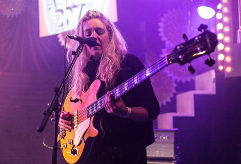 allweare girl bass git awards 2014