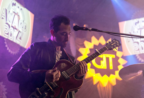 all we are guitar git awards 2014