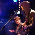 Jack Prince and Bill Ryder Jones at the Kazimier for the GIT Award 2014