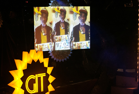lee scratch perry video 2 git awards 2014
