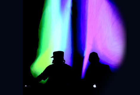 the orb live review EVAC projection