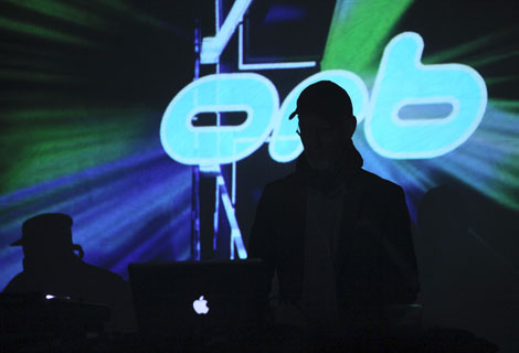 The Orb live review EVAC