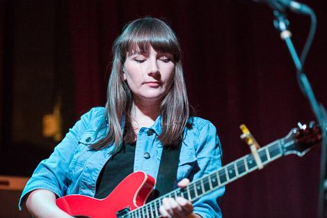 skylarkin guitar girl live at mello mello