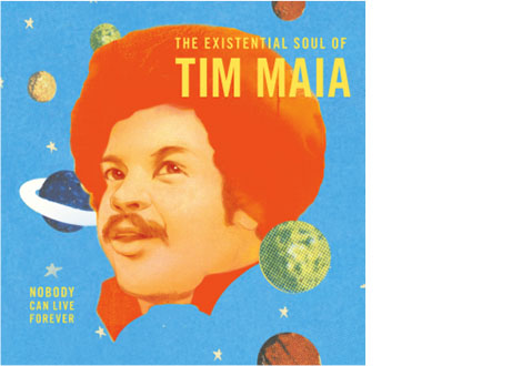 tim maia album cover