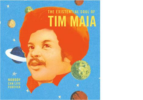 tim maia album cover