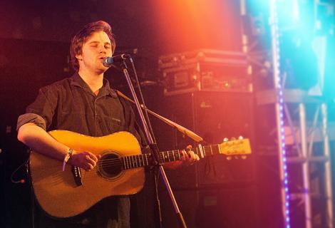 Thom Morecroft live at Threshold 2014
