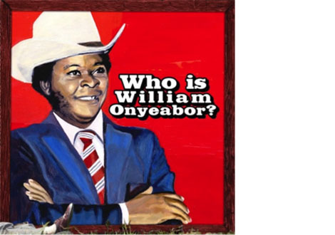 william onyeabor album cover luaka bop