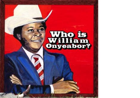william onyeabor album cover luaka bop