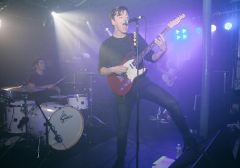 Cantbury live at radstock O2