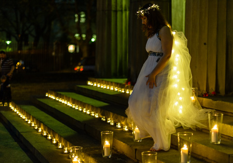 light night bride