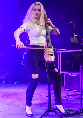 clean bandit cello