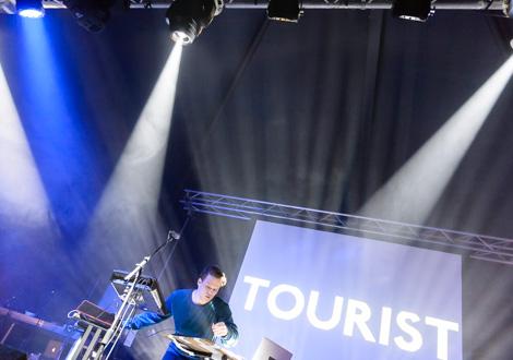 Tourist live at nation
