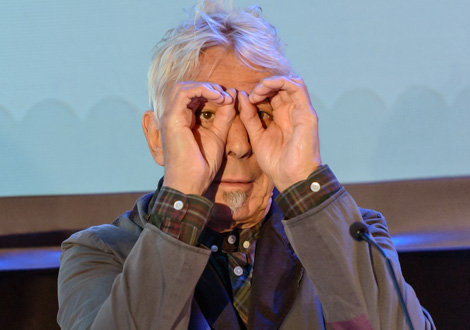 john cale binoculars