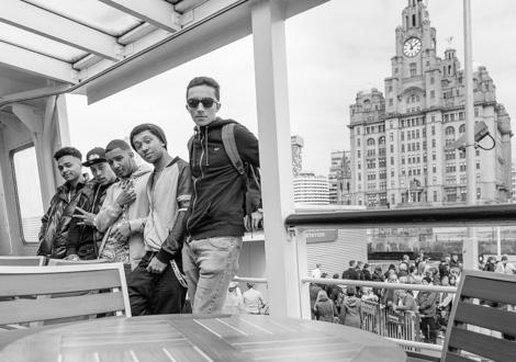 mic lowry on ferry