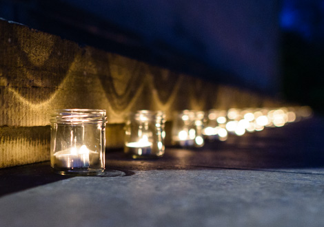 light night candles