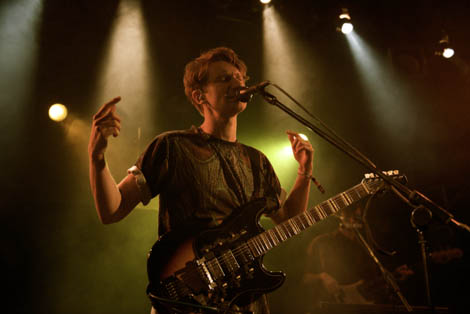 Glass Animals' Dave Bayley at LSC '14
