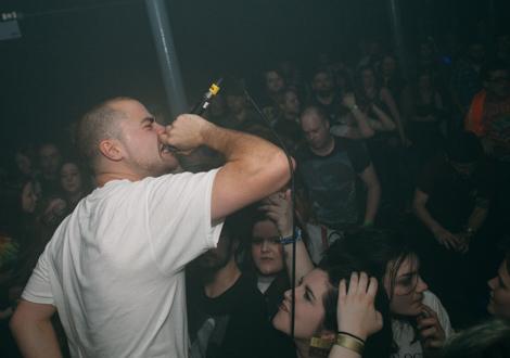 Hacktivist live radstock singer