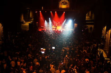 Kodaline cathedral live