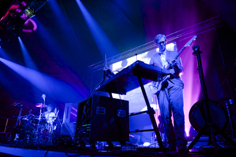 Public Service Broadcasting live review