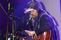 Gruff Rhys Performing at Liverpool EVAC - 01/05/2014