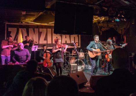 only child big band live zanzibar